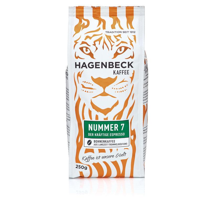 Hagenbeck Kaffee – Nummer 7