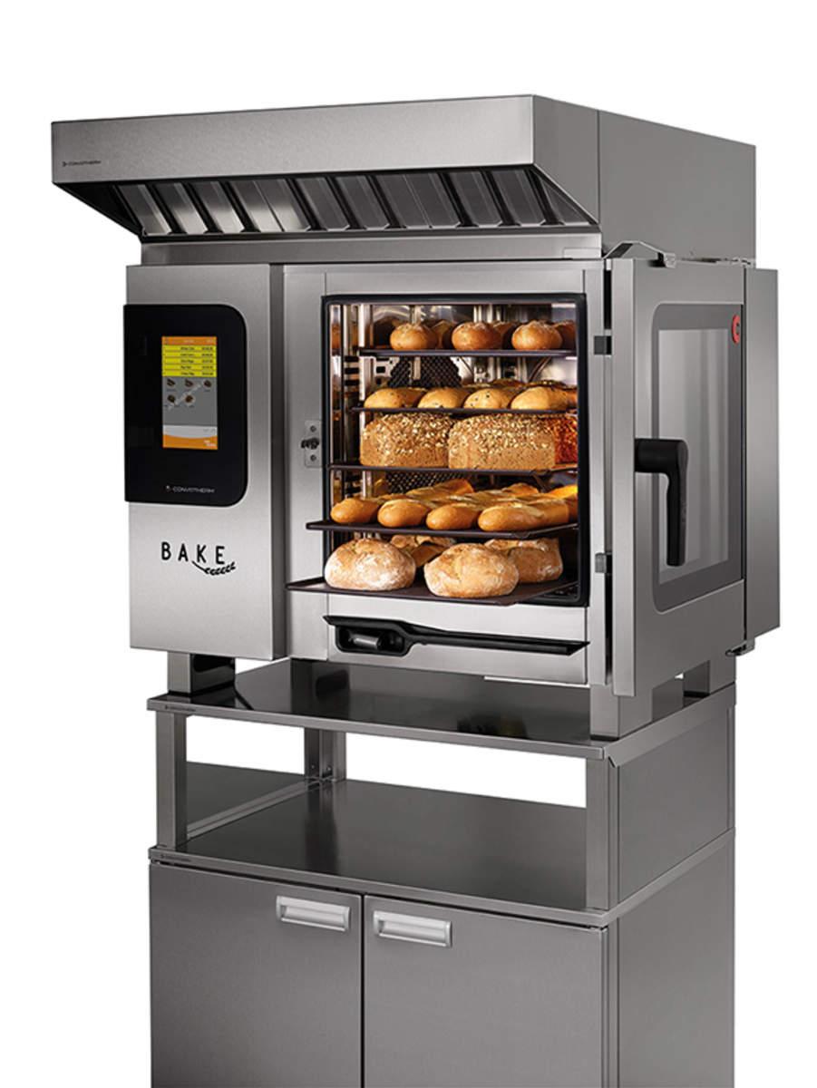 Immer frische Backwaren und Snacks mit der Convotherm 4 BAKE Serie