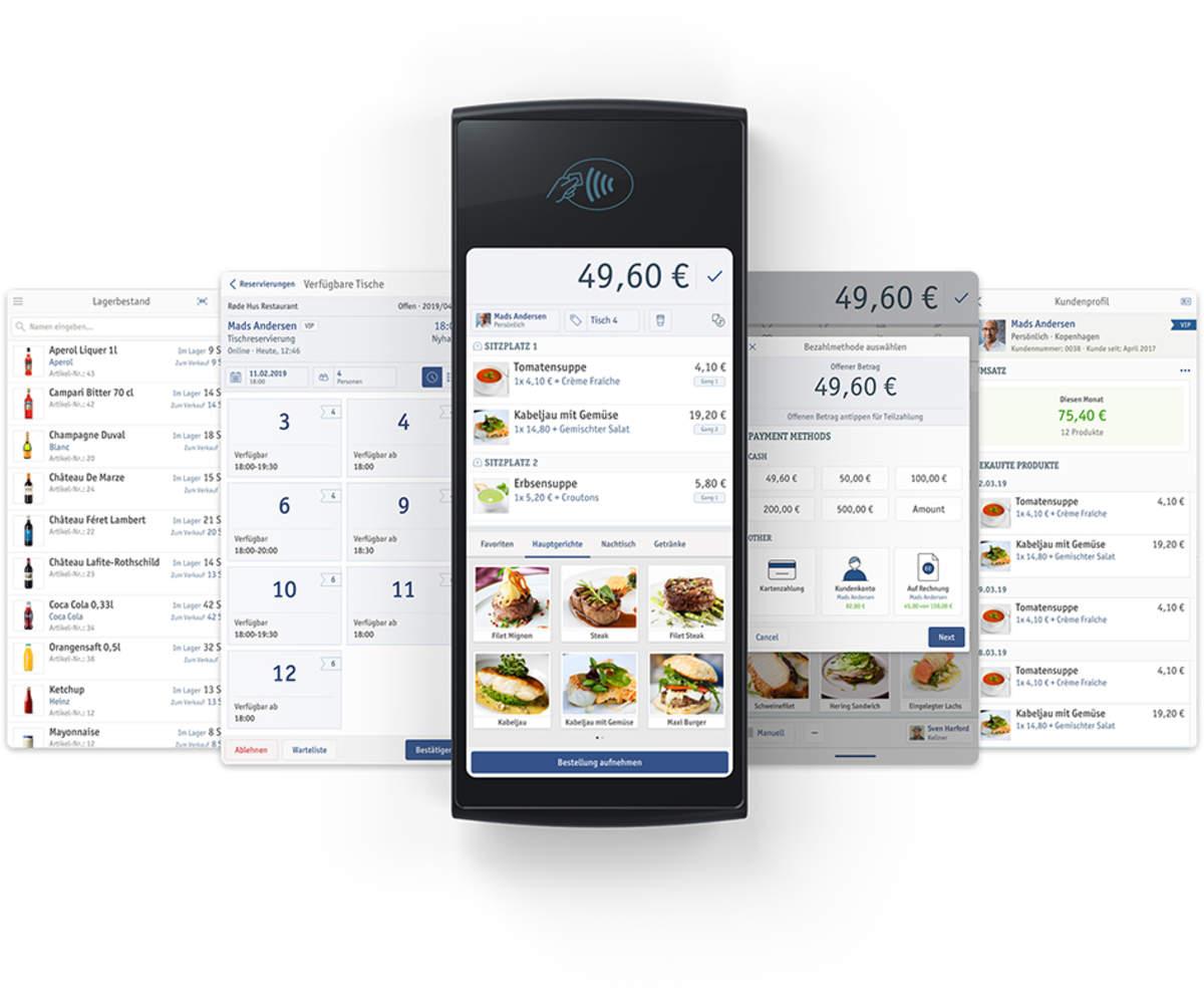 enforeDonner: Digitales Kassensystem MagentaBusiness POS als vollständig mobile Lösung