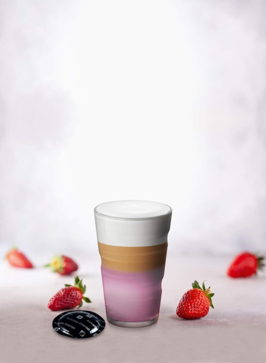 Iced Strawberry Latte und eisgekühlte Klassiker