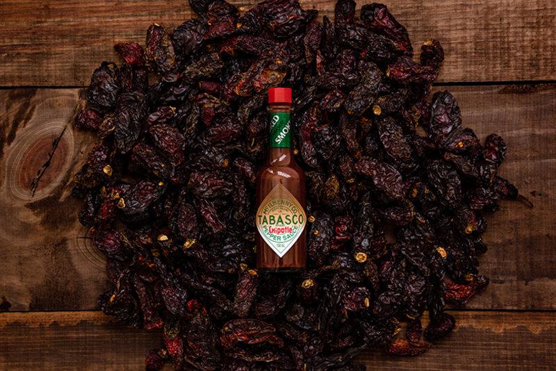 TABASCO® Chipotle Sauce für echten BBQ-Geschmack ganz ohne Zusätze